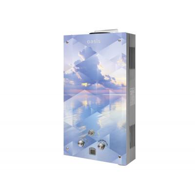 Водонагреватель проточный газовый Oasis Glass 20SG