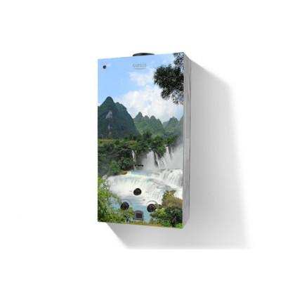 Водонагреватель проточный газовый Oasis Glass 20VG